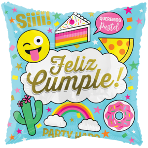Feliz Cumple Party