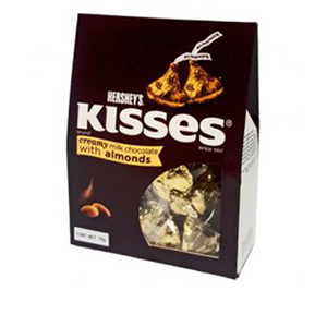 Hersheys KISSES 74g